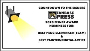 Countdown to the Eisners: 2020 Nominees for Best Penciller/Inker (Team) & Best Painter/Digital Artist