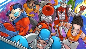 'The Bovine League #0:' Comic Book Review