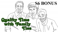 Quality Time with Family Ties: Season 6 Bonus