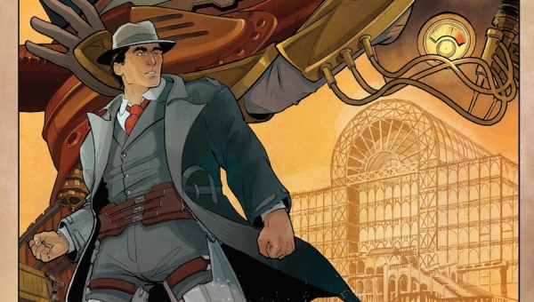 Fanbase Press Interviews Steve Nedvidek on His Latest Graphic Novel, 'The Jekyll Island Chronicles (Book Two): A Devil's Reach'