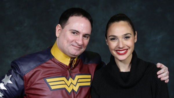 Wonder Woman Wednesday: Superfan Spotlight on Philip J. Urso, Jr.