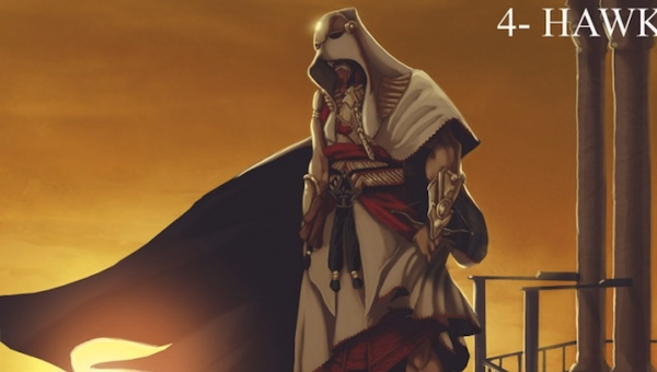 'Assassin's Creed: Hawk' - Hardcover Review