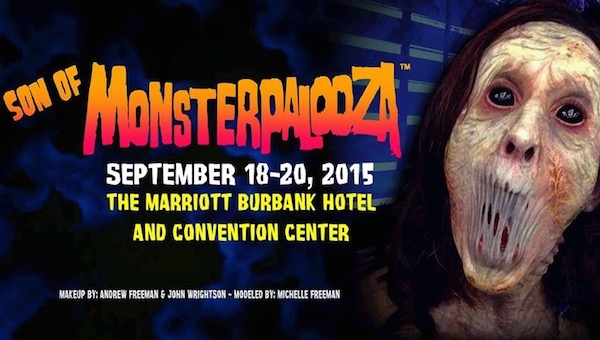 Join Fanboy Comics and the Best of SoCal's Horror Creators for Son of Monsterpalooza 2015