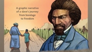 'The Life of Frederick Douglass:' Advance Graphic Novel Review