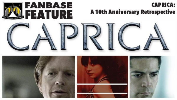Fanbase Feature: 10th Anniversary Retrospective on 'Caprica' (2010)