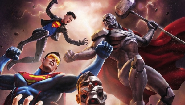 'Reign of the Supermen' Premiere: Charles Halford Is the Eradicator (and Bibbo Bibbowski)