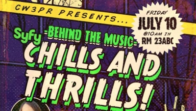 'Behind the Music' Returns to SDCC 2015 with Mayhem, Mystery, Thrills, and Chills