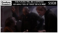 The Future Will Be Carpeted: An Analysis of 'Deep Space Nine (S5E8)'