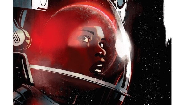SDCC 2019: Andy Diggle Brings 'Promethee' Spinoff (And Its Alien Conspiracy) to ComiXology