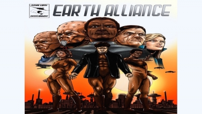 'Earth Alliance #2:' Comic Book Review