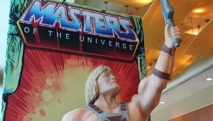 Power-Con 2019: Celebrating 'Masters of the Universe' and 'Princess of Power'