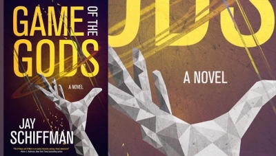 Fanbase Press Interviews Jay Schiffman on His Debut Novel, 'Game of the Gods'