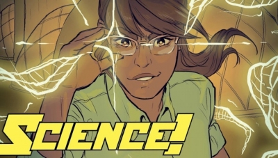 'Science! The Elements of Dark Energy' - Advance Graphic Novel Review