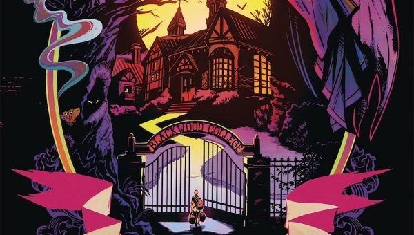 'Blackwood:' Advance Trade Paperback Review