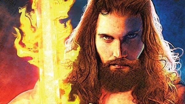 'Jesus Christ: Demon Slayer #2' – Comic Book Review
