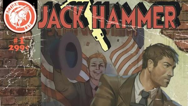 'Jack Hammer #1:' Comic Book Review