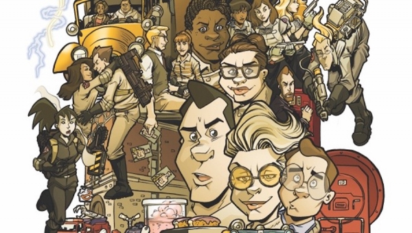 'Ghostbusters 101 #5:' Comic Book Review