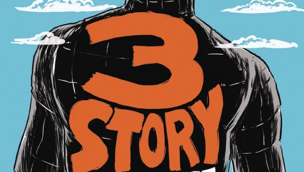 '3 Story: The Secret History of the Giant Man' (Expanded Edition) - Advance Trade Paperback Review
