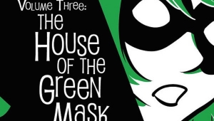 'Bandette Volume 3: The House of the Green Mask' - Hardcover Review