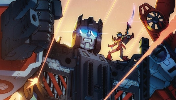 'Transformers: Windblade - Combiner Wars #2' - Advance Comic Book Review