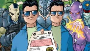 'Serving Supes:' Comic Book Review