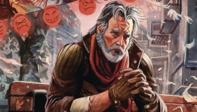 'Ether: The Disappearance of Violet Bell #4' - Advance Comic Book Review