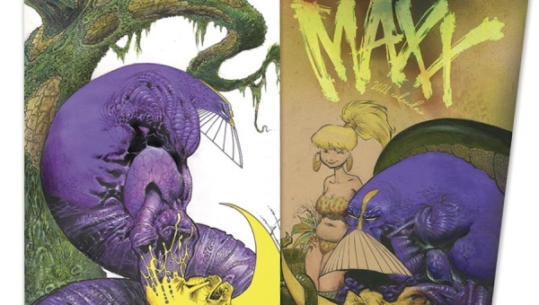 Fanbase Press Interviews Clover Press' Robbie Robbins on Launching the Kickstarter Campaign for 'Sam Kieth's 2021 The Maxx Calendar' and More
