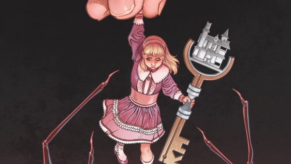'Locke & Key: Small World' - Advance Comic Book Review