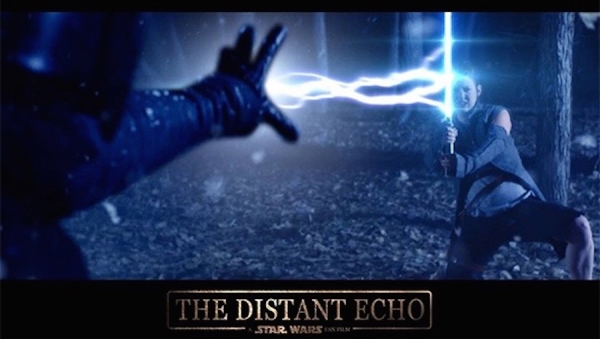 Fanbase Press Interviews Actor and Filmmaker Tye Nelson of 'The Distant Echo: A Star Wars Fan Film'