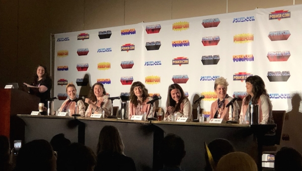 Power-Con 2019: Inside the Writers' Room of 'She-Ra and the Princess of Power' - Panel Coverage