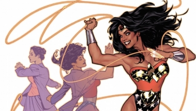 Wonder Woman Wednesday: Focus on 'Wonder Woman' Cover Artist Adam Hughes