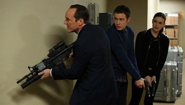 FBC 'Agents of S.H.I.E.L.D' Debriefing - Season 1, Episode 20