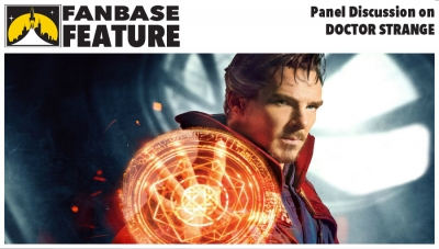 Fanbase Feature: Panel Discussion on 'Doctor Strange'