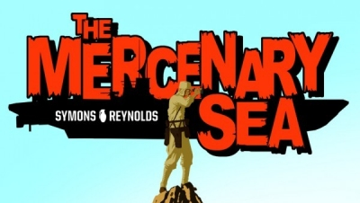 'The Mercenary Sea #1:' Advance Comic Book Review (You Can't Take 1938 from Me)