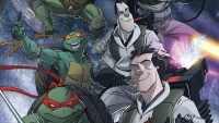 'TMNT/Ghostbusters #1:' Advance Comic Book Review