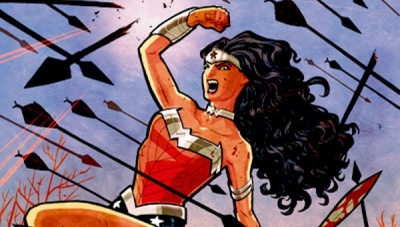 WonderCon 2014: DC Artist Cliff Chiang Talks 'Wonder Woman' with Fanboy Comics