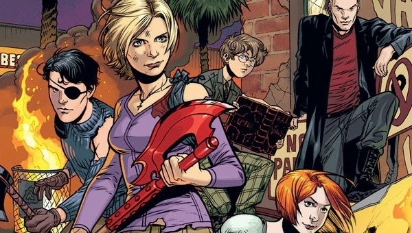 'Buffy the Vampire Slayer: Season 10 #1' – Comic Book Review