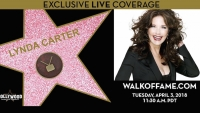 Wonder Woman Wednesday: Lynda Carter to Receive a Star on the Hollywood Walk of Fame