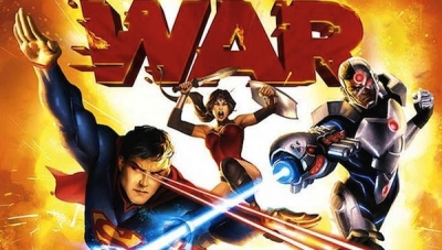 Screenwriter Heath Corson Discusses 'Justice League: War'