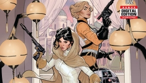 'Star Wars: Princess Leia #2' - Comic Book Review