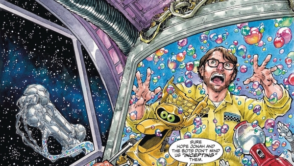 'Mystery Science Theater 3000 #1:' Advance Comic Book Review