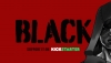 Fanboy Comics Interviews Kwanza Osajyefo on the Kickstarter Campaign for 'Black'