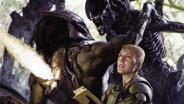 'Aliens vs. Predator: Life and Death #3' - Advance Comic Book Review