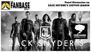Fanbase Feature: Panel Discussion on 'Zack Snyder's Justice League' (2021)
