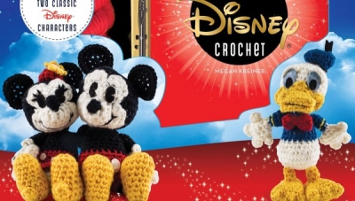 'Peanuts' Crochet, 'Star Wars' Crochet, and Disney Classic Crochet: Product Review
