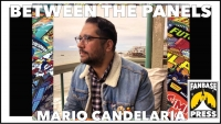 Between the Panels: Writer Mario Candelaria on Comics vs. Comedy Writing, Setting a Mood through Music, and Warring Fast Food Mascots
