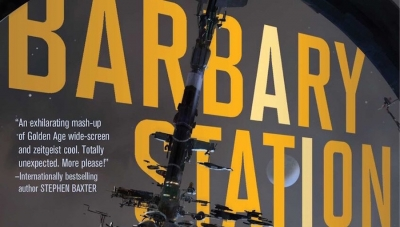 Fanbase Press Interviews R. E. Stearns, Writer of 'Barbary Station'