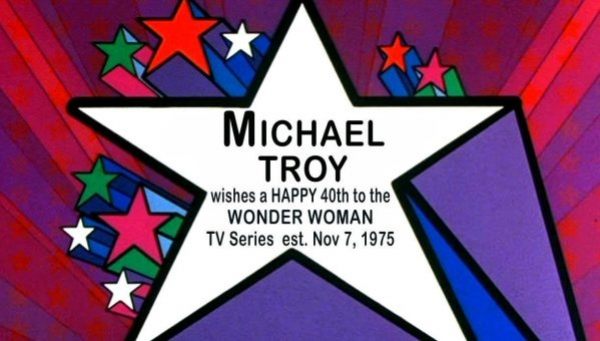 Wonder Woman Wednesday: WW Television Series Celebrates 40th Anniversary!