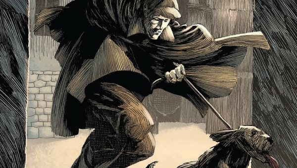 'Sherlock Holmes: The Seven-Per-cent Solution #2' – Advance Comic Book Review