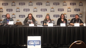 Long Beach Comic Expo 2017: The Podcast Advocates Present - The Podcast Gathering - Panel Coverage